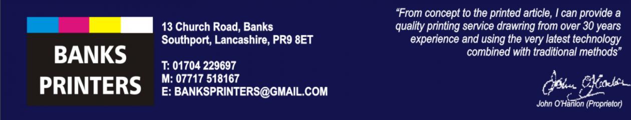 Banks Printers